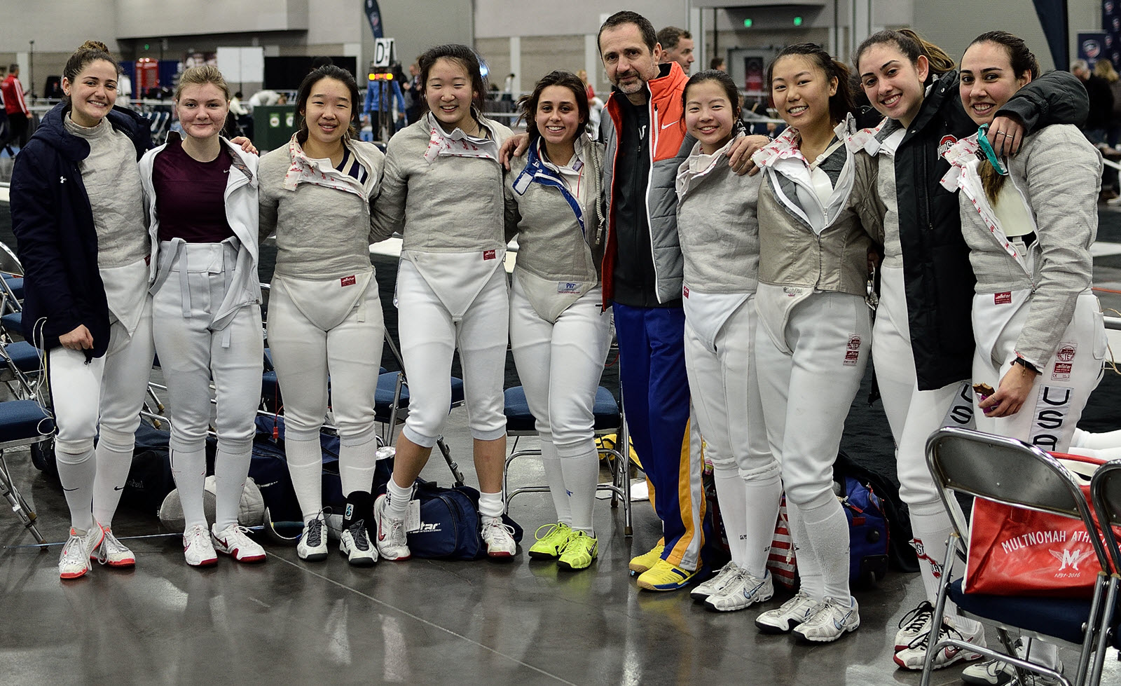 Bergen Fencing Club Two Locations In Nj Ho Ho Kus And