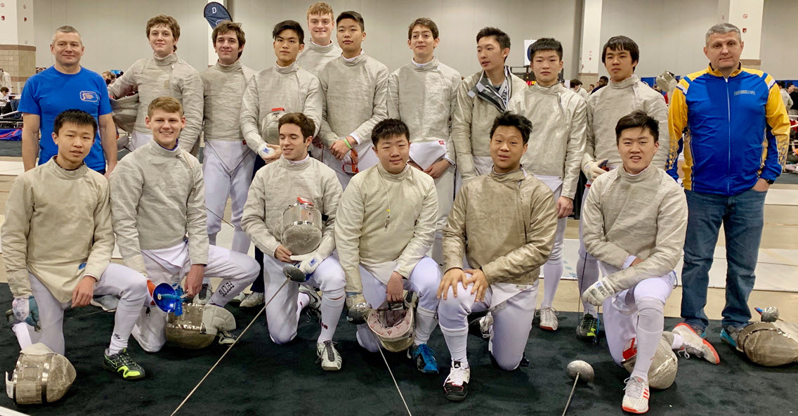 Bergen Fencing Club – Two locations in NJ: Ho-Ho-Kus and Princeton